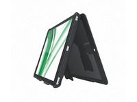 Leitz Complete Multi-Case - Schutzabdeckung für Tablet - ABS-Kunststoff, Microfiber - Schwarz - für Apple iPad Air