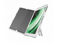 Leitz Complete Multi-Case - Schutzabdeckung für Tablet - ABS-Kunststoff, Microfiber - weiß - für Apple iPad Air