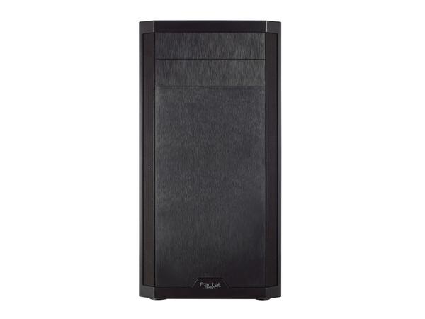 Fractal Design Core 3300 - Midi Tower - ATX - ohne Netzteil ( ATX ) - Schwarz - USB/Audio