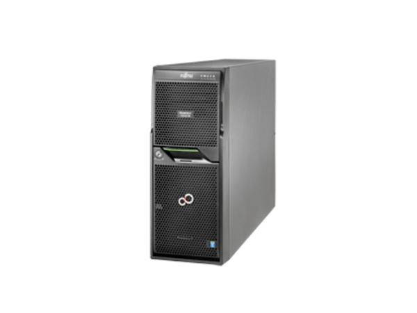Fujitsu PRIMERGY TX2540 M1 - Server - Tower - 4U - zweiweg - 1 x Xeon E5-2407V2 / 2.4 GHz