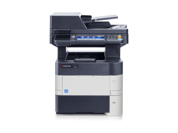 Kyocera ECOSYS M3550idn/KL3 - Multifunktionsdrucker - s/w - Laser - A4 (210 x 297 mm), Legal (216 x 356 mm) (Original) - A4/Legal (Medien)