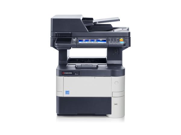 Kyocera ECOSYS M3540idn - Multifunktionsdrucker - s/w - Laser - A4 (210 x 297 mm), Legal (216 x 356 mm) (Original) - A4/Legal (Medien)
