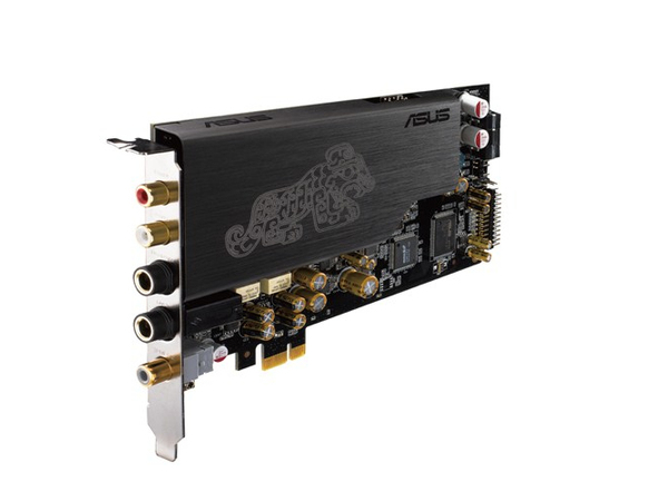 ASUS Essence STX II - Soundkarte - 24-Bit - 192 kHz - 124 dB S/N - Stereo