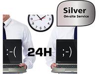Toshiba On-Site Repair Silver - Serviceerweiterung - Arbeitszeit und Ersatzteile - 3 Jahre ( ab ursprünglichem Kaufdatum des Geräts ) - Vor-Ort - 8x5