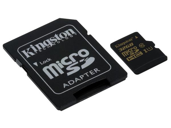 32GB MICROSDHC CL10