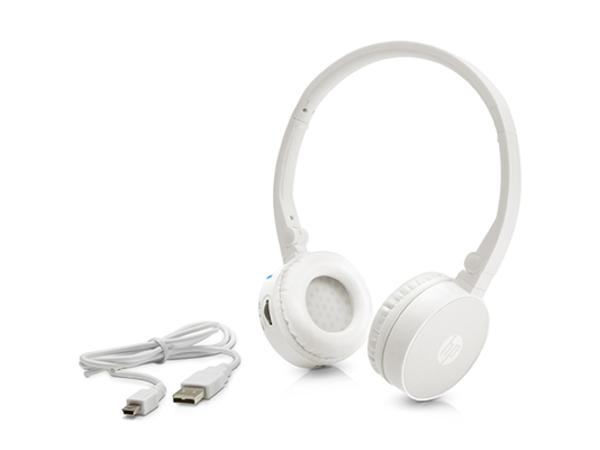 HP H7000 - Headset - Full-Size - drahtlos - Bluetooth - für ENVY x360; Spectre x360; x360