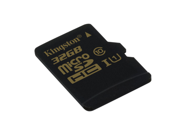 Kingston - Flash-Speicherkarte - 32 GB - UHS Class 1 / Class10 - microSDHC UHS-I