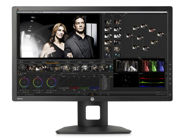 HP DreamColor Z27x Professional - LED-Monitor - 68.6 cm (27