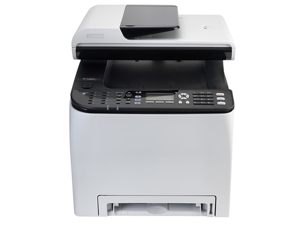 Ricoh SP C250SF - Multifunktionsdrucker - Farbe - Laser - Legal (216 x 356 mm) (Original) - A4/Legal (Medien)
