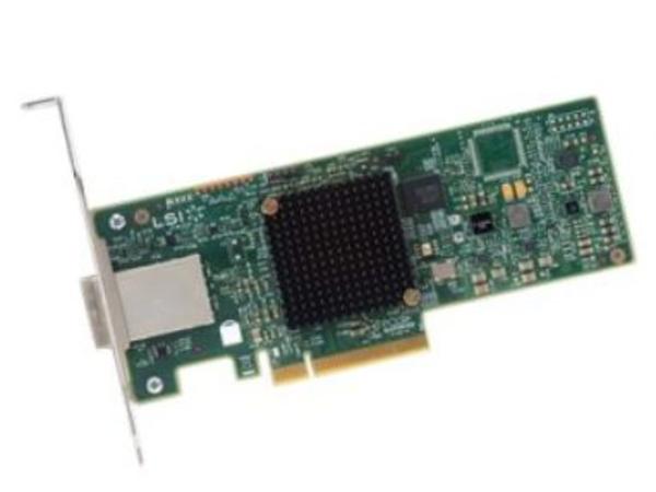 Lenovo N2225 SAS/SATA HBA for IBM System x - Speicher-Controller - 8 Sender/Kanal - SATA 6Gb/s / SAS 12Gb/s Low Profile - 12 GBps - PCIe 3.0 x8