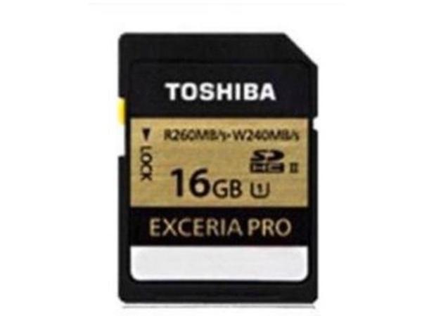 Toshiba SD-Card EXCERIA PRO UHS2 16GB