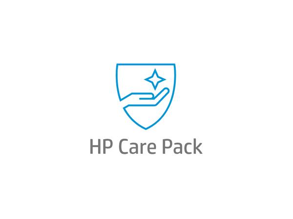 Electronic HP Care Pack Next business day Channel Partner only Remote and Parts Exchange Support Post Warranty - Serviceerweiterung - Austausch - 1 Jahr - Lieferung - Reaktionszeit: am nächste