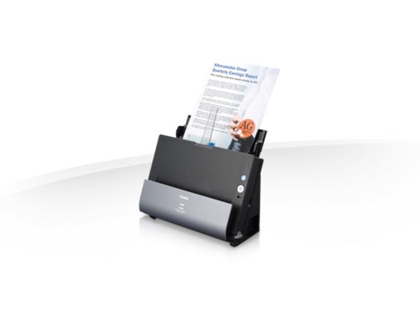 Canon imageFORMULA DR-C225W - Dokumentenscanner - Duplex - 216 x 3000 mm - 600 dpi x 600 dpi - bis zu 25 Seiten/Min. (einfarbig) / bis zu 25 Seiten/Min. (Farbe)