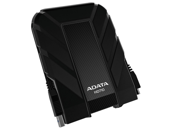 ADATA DashDrive Durable HD710 - Festplatte - 2 TB - extern (tragbar) - 6.4 cm (2.5