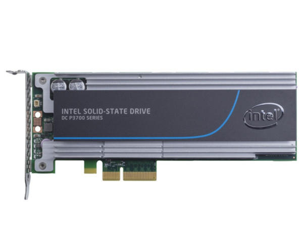 Intel Solid-State Drive DC P3700 Series - Solid-State-Disk - 2 TB - intern - PCI Express 3.0 x4 (NVMe)