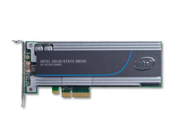 Intel Solid-State Drive DC P3700 Series - Solid-State-Disk - 400 GB - intern - PCI Express 3.0 x4 (NVMe)