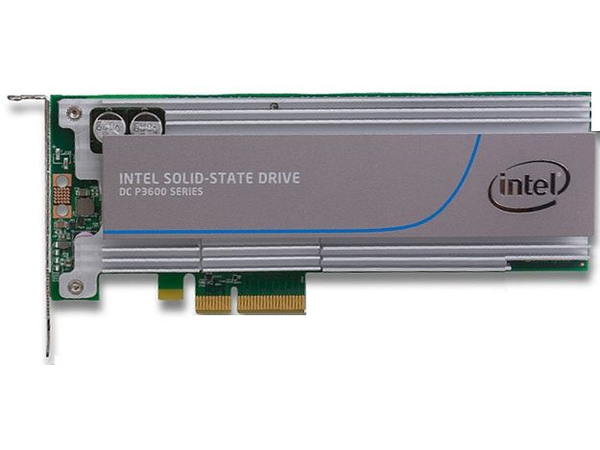 Intel Solid-State Drive DC P3600 Series - Solid-State-Disk - 1.6 TB - intern - PCI Express 3.0 x4 (NVMe)