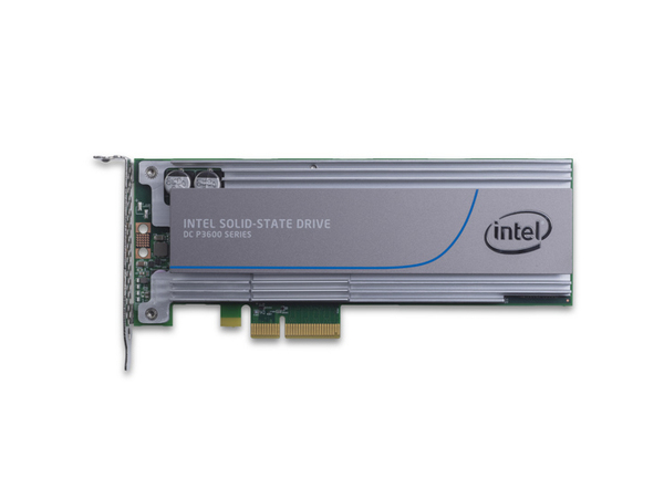 Intel Solid-State Drive DC P3600 Series - Solid-State-Disk - 400 GB - intern - PCI Express 3.0 x4 (NVMe)