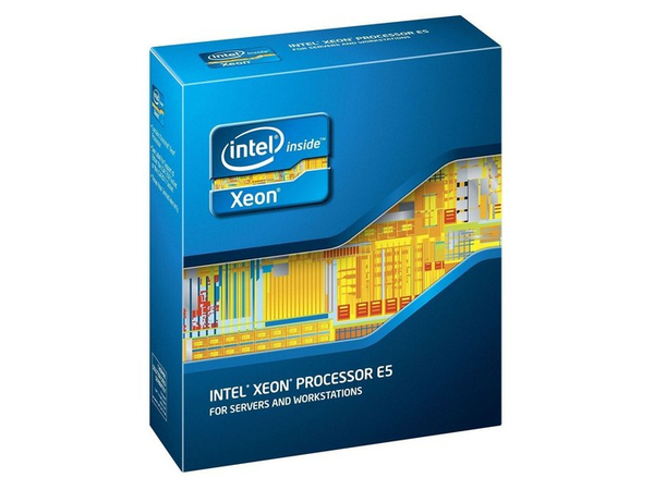Intel Xeon E5-2630V3 - 2.4 GHz - 8-Core - 16 Threads - 20 MB Cache-Speicher - LGA2011-v3 Socket