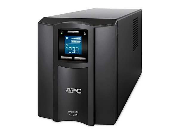 APC SMC1500I + Service Bundle 3, 1500 VA, 900 W, 170 V, 300 V, 50/60, 459 J