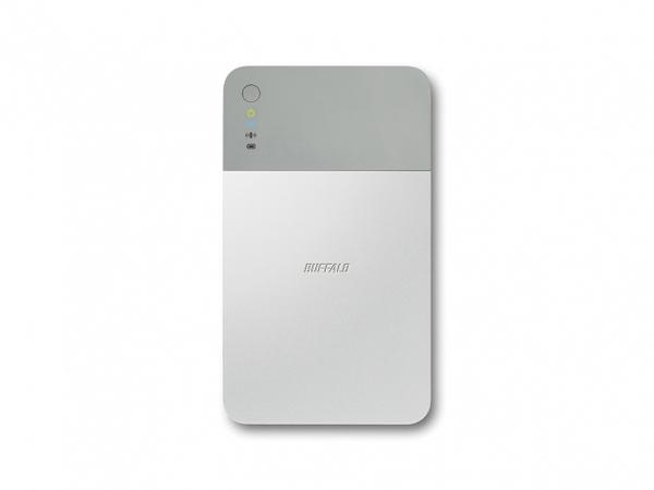 BUFFALO MiniStation Air 2 - Netzwerklaufwerk - 1 TB - SATA 3Gb/s - HDD 1 TB x 1 - USB 3.0 / 802.11b/g/n
