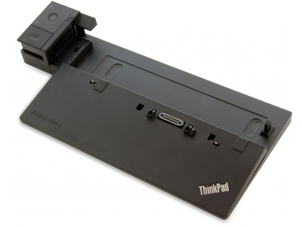 Lenovo ThinkPad Pro Dock - Port Replicator - 90 Watt - für ThinkPad L540; L560; P50s; T540 (2 cores); T550; T560; W550s; X250