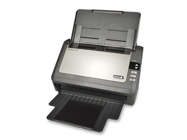 Xerox DocuMate 3125, 216 x 965 mm, 600 x 600 DPI, 24 Bit, 25 Seiten pro Minute, 25 Seiten pro Minute, 44 ipm