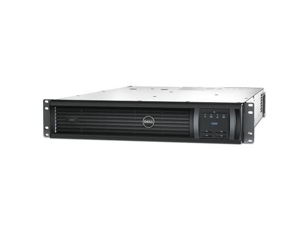 Dell Smart-UPS 3000VA LCD RM - USV (Rack - einbaufähig) - Wechselstrom 220/230/240 V - 2700 Watt - 3000 VA