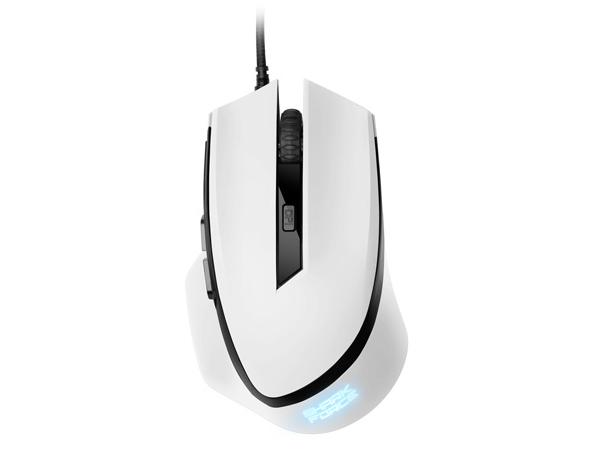Sharkoon SHARK Force - Maus - optisch - 6 Tasten - verkabelt - USB
