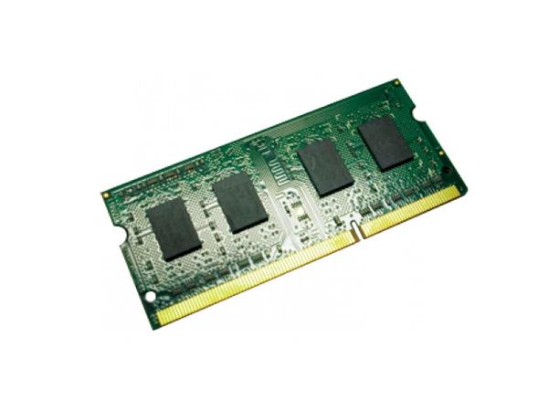 QNAP - DDR3L - 2 GB - SO DIMM 204-PIN - 1600 MHz / PC3L-12800 - 1.35 V