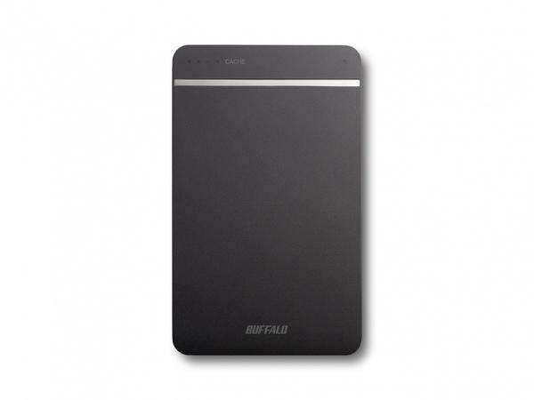 BUFFALO MiniStation Portable DDR - Festplatte - 500 GB - extern (tragbar) - USB 3.0 - Puffer: 1 GB