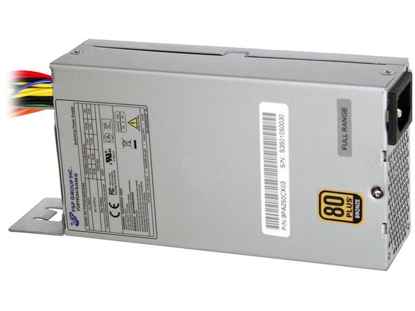 Shuttle PC45G - Stromversorgung (intern) - 80 PLUS Bronze - Wechselstrom 90-264 V - 250 Watt - aktive PFC