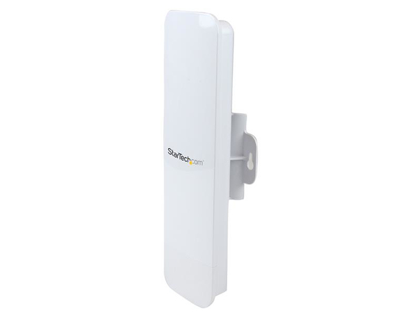 StarTech.com Outdoor Wireless-N Access Point - 5GHz 802.11a/n PoE-Powered WLAN AP - Drahtlose Basisstation - 802.11a/n - 5 GHz