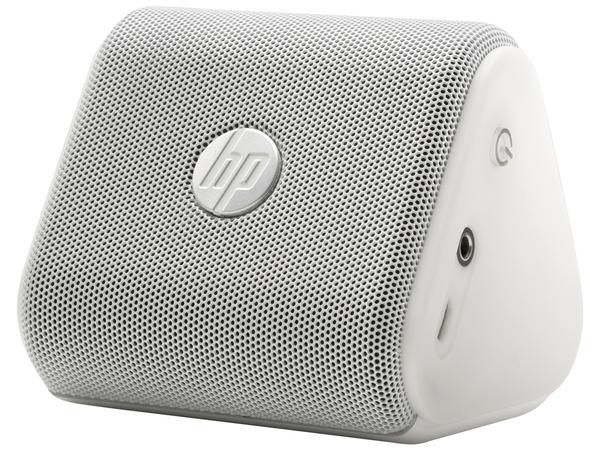 HP Roar Mini Bluetooth Speaker Weiss (P)