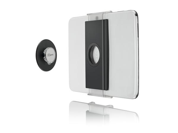 Vogels RingO TMS 1010 universal tablet wall mount - Befestigungskit ( Halter ) für Tablett - Aluminium - Schwarz - Bildschirmgröße: 15-22 cm ( 7