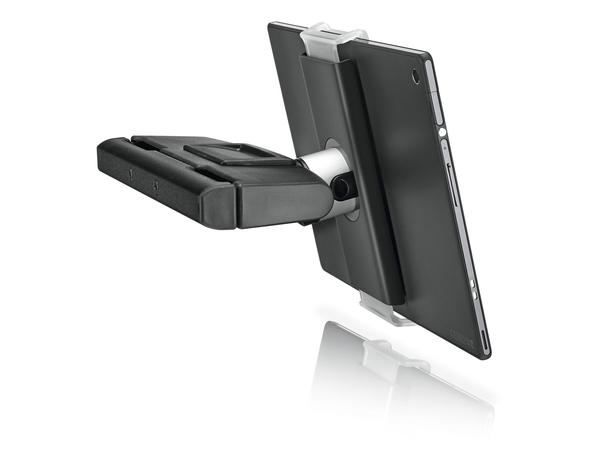 Vogels TMS 1020 Tablet Car Pack - Befestigungskit ( Montage, Halter ) für Tablett - Schwarz - Bildschirmgröße: 15-22 cm ( 7