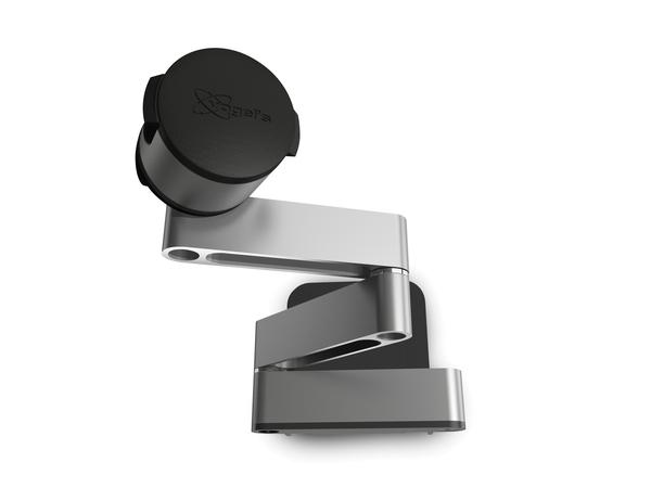 Vogels TMS 1030 Tablet Flex Pack - Wandhalterung für Tablett - Aluminium - Schwarz, Aluminium / Silber - Bildschirmgröße: 17.8-30.5 cm ( 7
