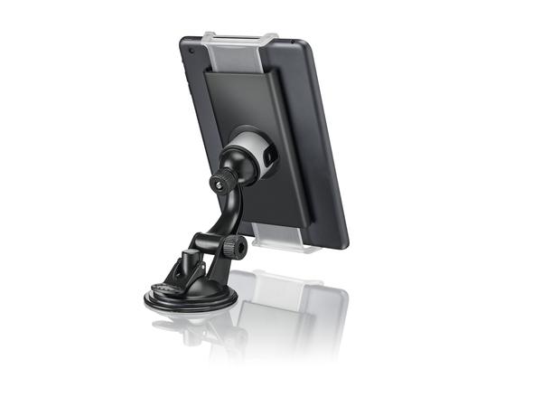 Vogels TMS 1050 Tablet Dashboard Pack - Befestigungskit ( Halter, Saugnapf, einstellbarer Montagearm ) für Tablett - Schwarz - Bildschirmgröße: 15-22 cm ( 7