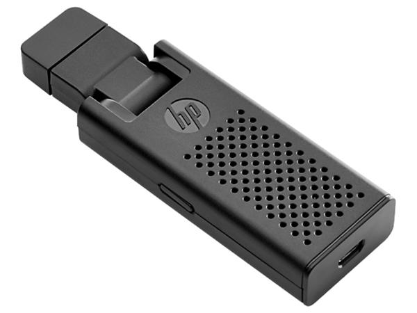 HP Wireless Display Adapter - Netzwerkmedien-Streaming-Adapter - 802.11b, 802.11a, 802.11g, 802.11n - für Pro Tablet 408 G1, 610 G1; ProBook 45X G3; Spectre Pro x360 G2; x2; ZBook 17 G3, Studi