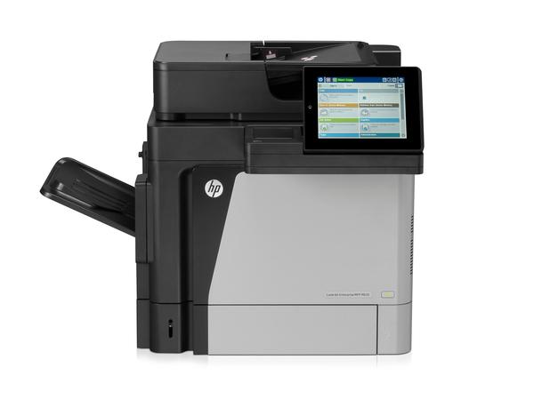 HP LaserJet Enterprise MFP M630h - Multifunktionsdrucker - s/w - Laser - Legal (216 x 356 mm) (Original) - A4/Legal (Medien)
