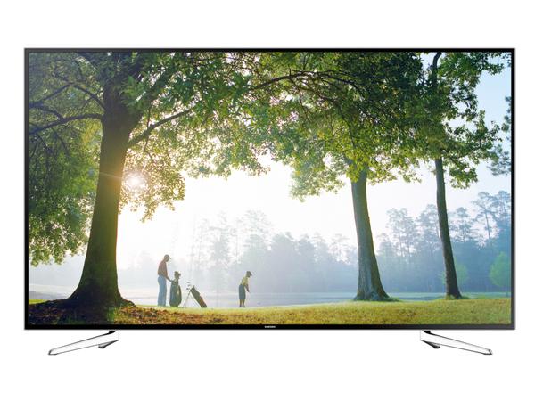 Finanzierung TV Samsung UE75H6400 190 cm (75 Zoll) 3D LED-TV, Full HD, 400 Hz, Dual Tuner (DVB-T/-C), WLAN, Fu�ballmodus