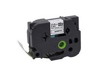 Brother HSE251 - Tube - Schwarz auf Weiß - Rolle (2,4 cm x 1,5 m) 1 Rolle(n) - für P-Touch PT-9500, PT-9700, PT-9800, PT-E500, PT-E550; P-Touch EDGE PT-P750