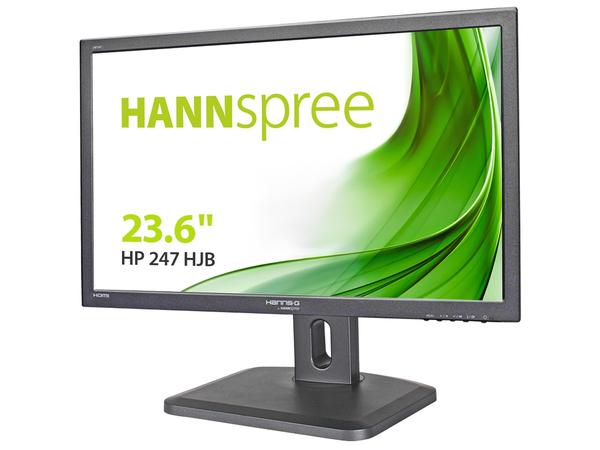 HANNS.G HP247HJB - LED-Monitor - 59.9 cm (23.6