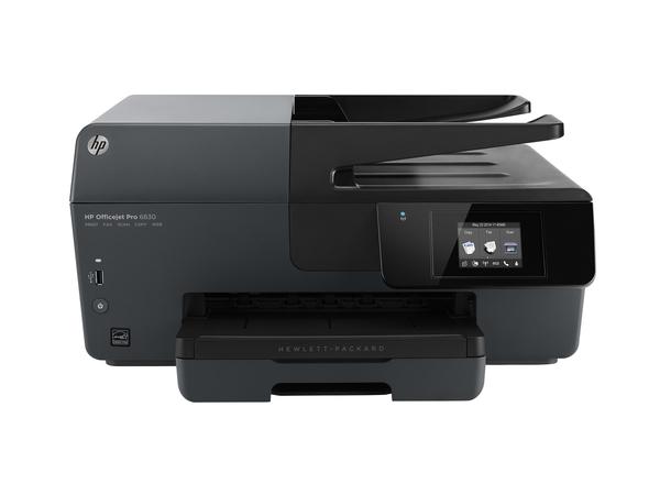 HP Officejet Pro 6830 e-All-in-One - Multifunktionsdrucker - Farbe - Tintenstrahl - 212 x 356 mm (Original) - A4/Legal (Medien)