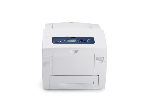 Xerox ColorQube 8580_AN - Drucker - Farbe - feste Druckfarbe - A4/Legal - bis zu 51 Seiten/Min. (s/w) / bis zu 51 Seiten/Min. (Farbe)