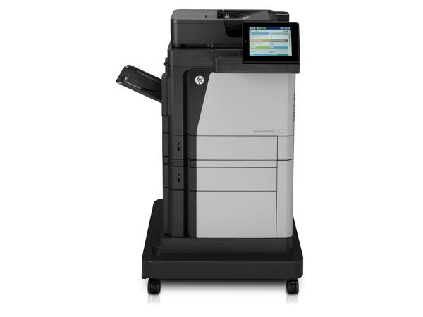 HP LaserJet Enterprise MFP M630f - Multifunktionsdrucker - s/w - Laser - Legal (216 x 356 mm) (Original) - A4/Legal (Medien)