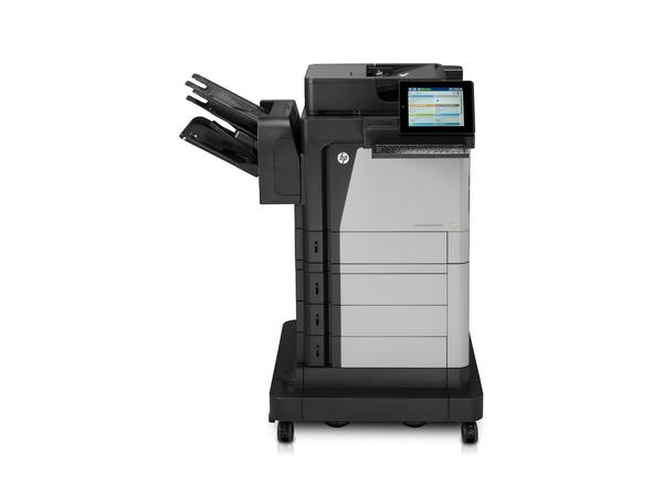 HP LaserJet Enterprise Flow MFP M630z - Multifunktionsdrucker - s/w - Laser - Legal (216 x 356 mm) (Original) - A4/Legal (Medien)