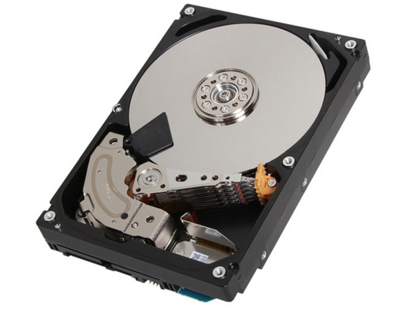 Toshiba MD04ACA Series MD04ACA400 - Festplatte - 4 TB - intern - 8.9 cm (3.5