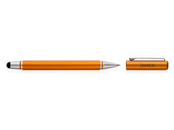 Wacom Bamboo Duo 3Gen - Stift/Kugelschreiber - orange