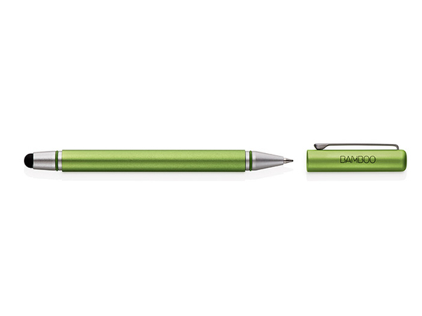 Wacom Bamboo Duo 3Gen - Stift/Kugelschreiber - grün